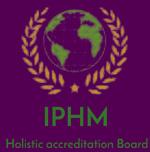 IPHM badge